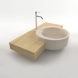 Celtic Single sink | Waschtische | Zaninelli