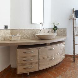 Rondò vanity cabinet | Vanity units | Zaninelli