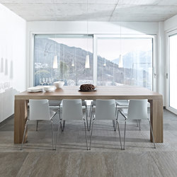 Linear Table | Dining tables | Zaninelli