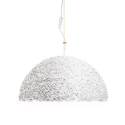 The Duchess pendant lamp white large | Suspended lights | mammalampa