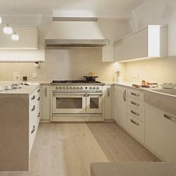 Linear bursted | Fitted kitchens | Zaninelli