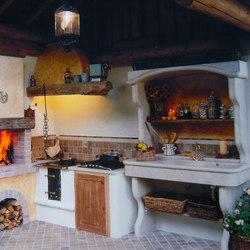 Cucina di montagna | Cocinas integrales | Zaninelli