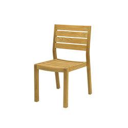 Ambra chair - teak | Garden chairs | Ethimo
