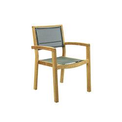 Mya armchair | Sillas de jardín | Ethimo