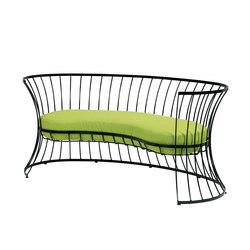 Clessidra divano | Divani da giardino | Ethimo