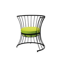 Clessidra armchair | Garden armchairs | Ethimo