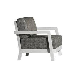 InOut 105 | Garden armchairs | Gervasoni