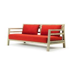 Costes 3-Sitzer-Sofa | Gartensofas | Ethimo