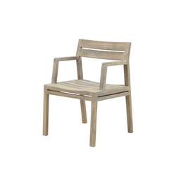 Costes dining armchair | Garden chairs | Ethimo
