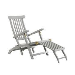 Cruise deck chair | Sun loungers | Ethimo