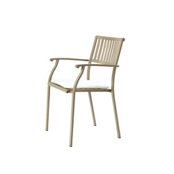 Elisir dining armchair | Chairs | Ethimo