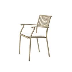 Elisir dining armchair | Garden chairs | Ethimo