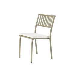 Elisir sedia | Sedie da giardino | Ethimo