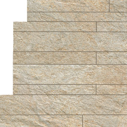 In&Out - Percorsi Extra Muretto Pietra di Barge | Mosaics | Keope