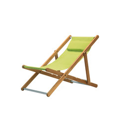 Elle Liegestuhl | Sonnenliegen / Liegestühle | Ethimo