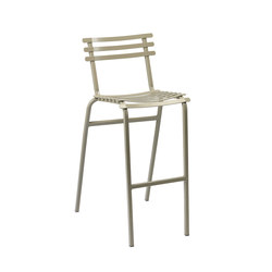 Flower highchair | Bar stools | Ethimo