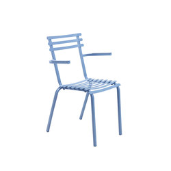 Flower dining armchair | Garden chairs | Ethimo
