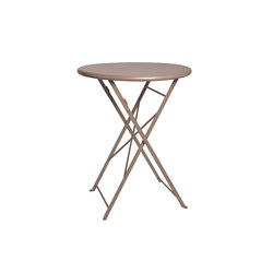 Flower bistro table round | Bistro tables | Ethimo