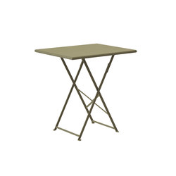 Flower folding table | Bistro tables | Ethimo