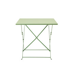 Flower folding table | Mesas comedor | Ethimo