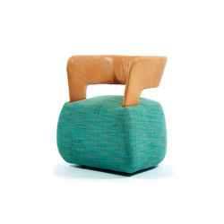 Be-Bop | Lounge chairs | Durlet