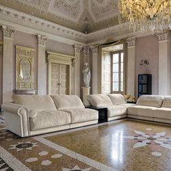 Paul | Modular sofa systems | Longhi S.p.a.