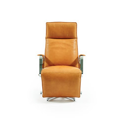 Largo with open armrest | Sillones reclinables | Durlet