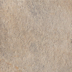 In&Out Percorsi Quartz Sand | Ceramic tiles | Keope