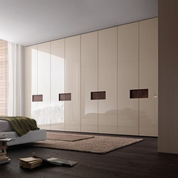 Alibi_3 Wardrobe | Built-in cupboards | Presotto