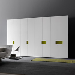 Alibi_6 | Built-in cupboards | Presotto