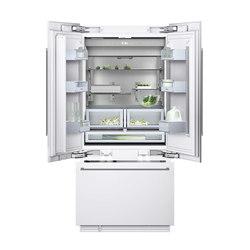 Combiné Réfrigérateur-Congélateur Vario Série 400 | RY 492 | Réfrigérateurs | Gaggenau