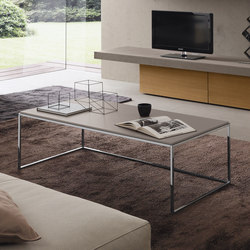 Basic coffee table | Mesas de centro | Presotto