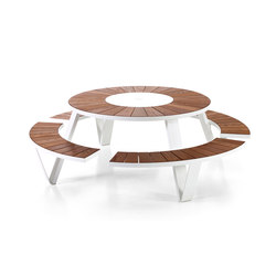 Pantagruel | Tables and benches | extremis