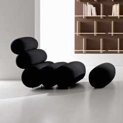 Bruco Chaise longue | Poltrone | Presotto