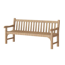 Notting Hill bench | Garden benches | Ethimo