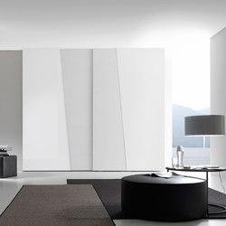 Diagonal 1 wardrobe cabinets from presotto architonic for Catalogo presotto