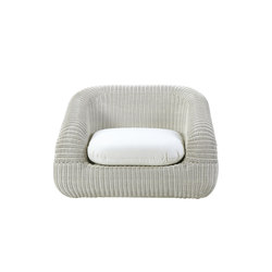 Phorma lounge armchair | Sillones | Ethimo