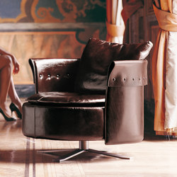 Charme | Armchairs | Longhi S.p.a.