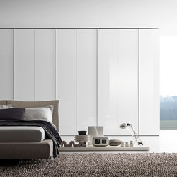 Glass_1 Wardrobe | Cabinets | Presotto
