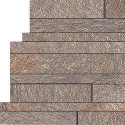 In&Out - Percorsi Smart Muretto Pietra di Lavis | Ceramic mosaics | Keope