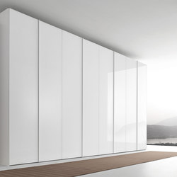 Glass_2 Wardrobe | Cabinets | Presotto