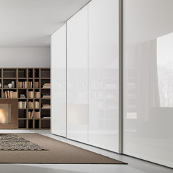 Glass_3 Wardrobe | Cabinets | Presotto