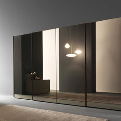 Glass_4 Wardrobe | Cabinets | Presotto