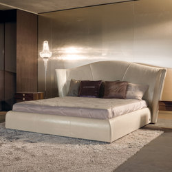 Heron | Double beds | Longhi S.p.a.