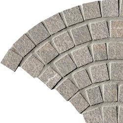 In&Out - Percorsi Smart Pavone Pietra di Bressa | Ceramic mosaics | Keope