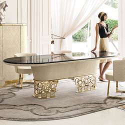 Clairmont | Dining tables | Longhi