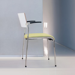 Ritmo 460R | Visitors chairs / Side chairs | Interstuhl Büromöbel GmbH & Co. KG