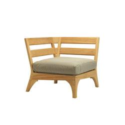 Village corner module | Modular seating elements | Ethimo