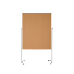 Seminar Board one-piece version | Flip charts / Writing boards | HOLTZ