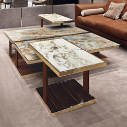 Layer | Tables basses | Longhi S.p.a.